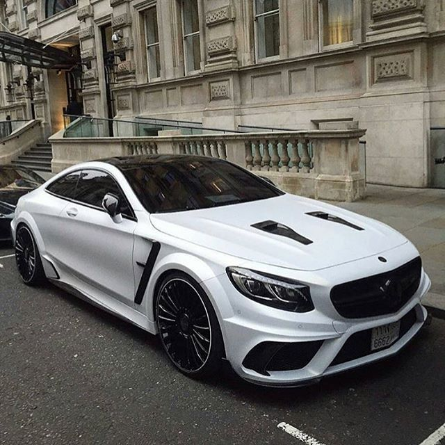 Mansory S63 Amg Go Check Out Chrisolivera A 23 Year Old Mentor