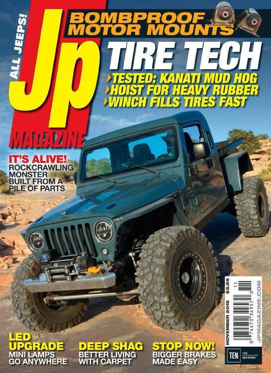 Jeep Parts Magazine : parts, magazine, Magazine, Covers, {DATE}, {COVER}, Jeep,, Magazine,