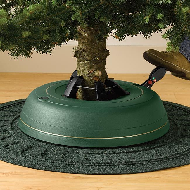 The World S Easiest Tree Stand Christmas Tree Stand Diy Real Christmas Tree Christmas Tree Stand
