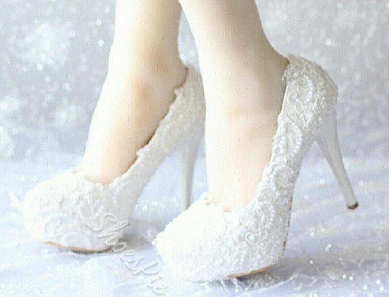 Low heel dress shoes for wedding  Pin by Ecem Irmak on Düğün Ayakkabısı  Pinterest  Woman