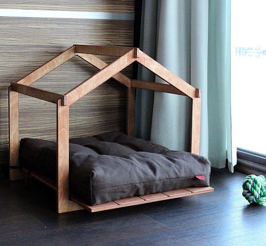 Design Milk Everyday On Instagram This Modern Indoor Dog House