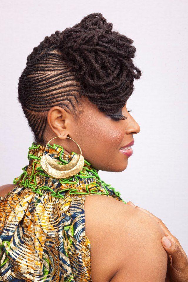 Surprising 1000 Images About Cornrows On Pinterest Nigerian Weddings Short Hairstyles For Black Women Fulllsitofus