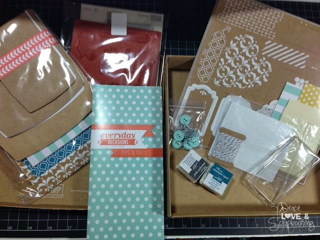 #AD Stampin' Up! Giveaway at Outnumbered 3 to 1