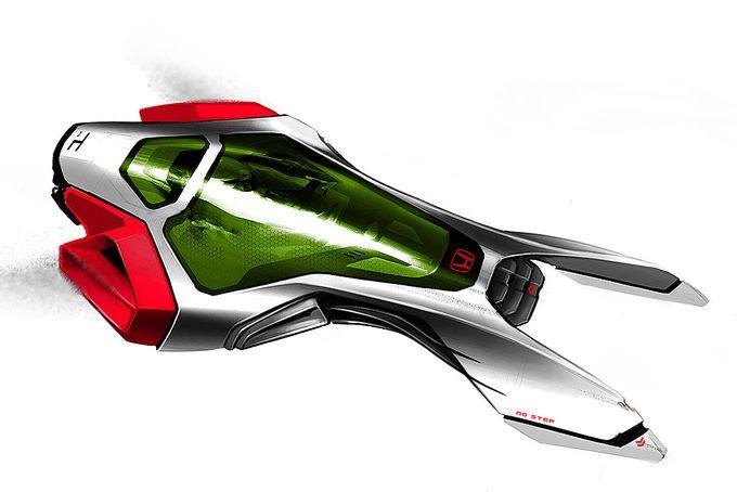 L.A. Design-Challenge: Robocar 2057 (Bildergalerie, Bild 14) - AUTO MOTOR UND SPORT