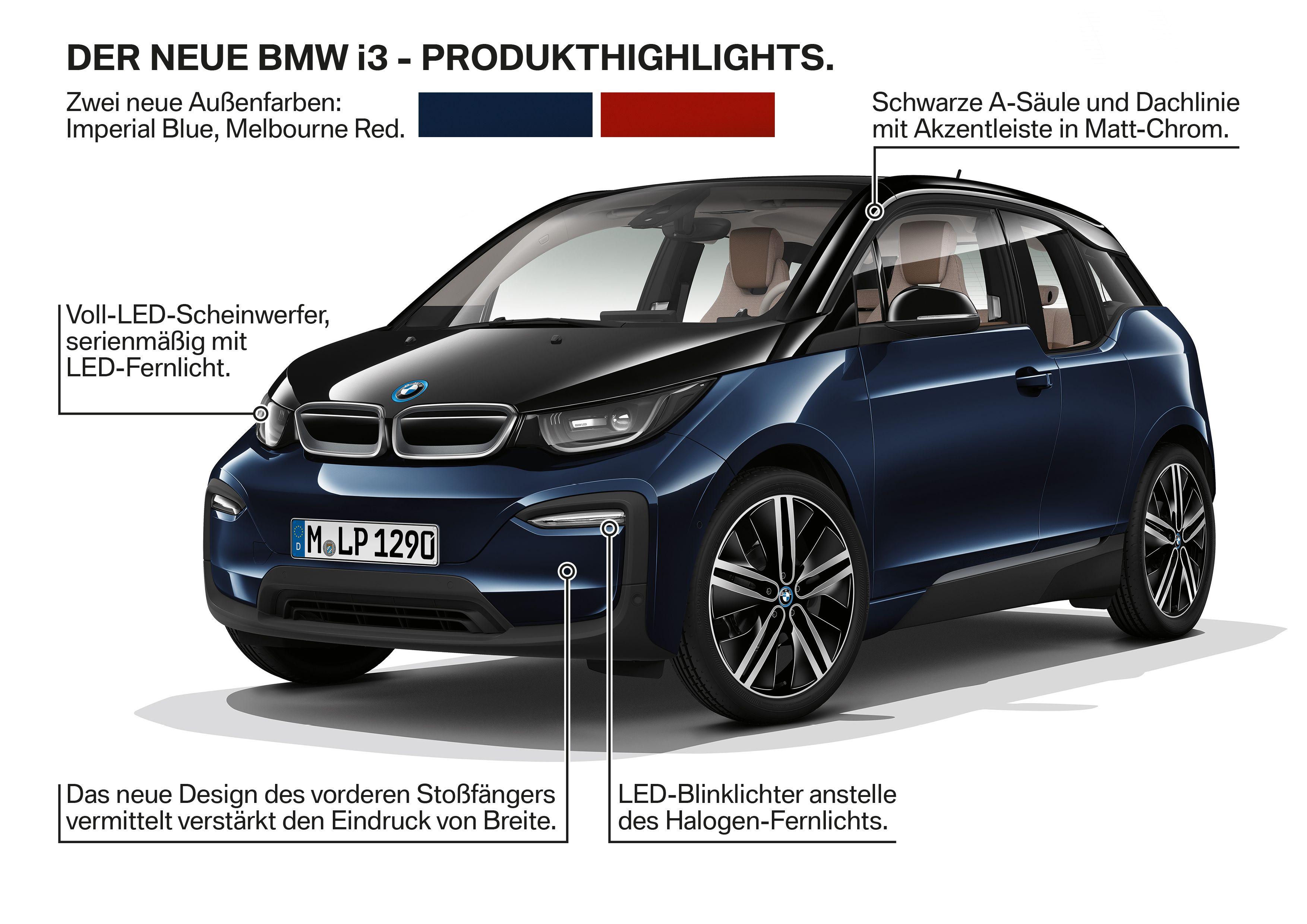Bmw I3 I3s Coupe Edrive Sheerdrivingpleasure Mperformance