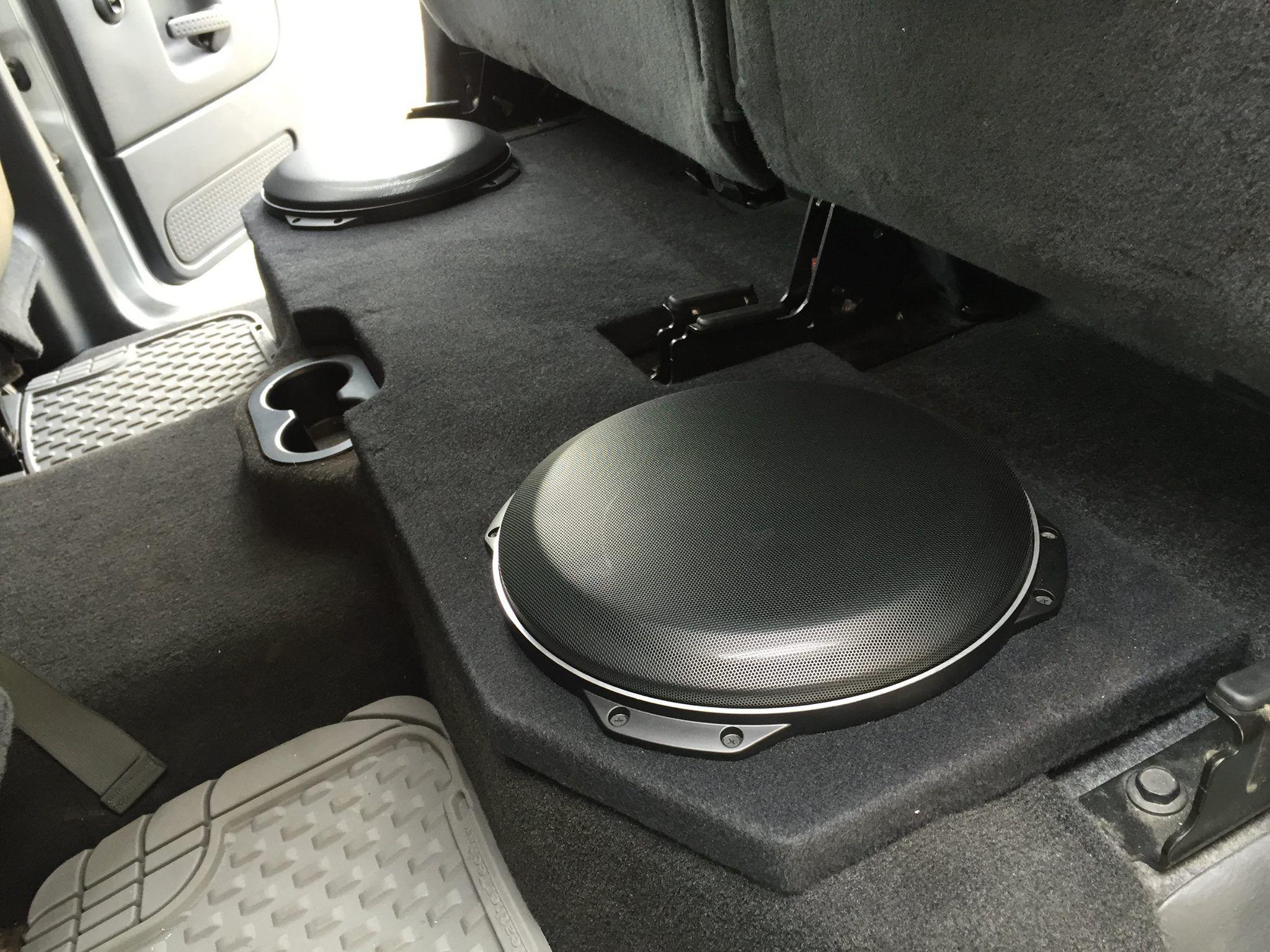 Our Skilled Fabrication Team Built This Custom Fiberglass Under Seat