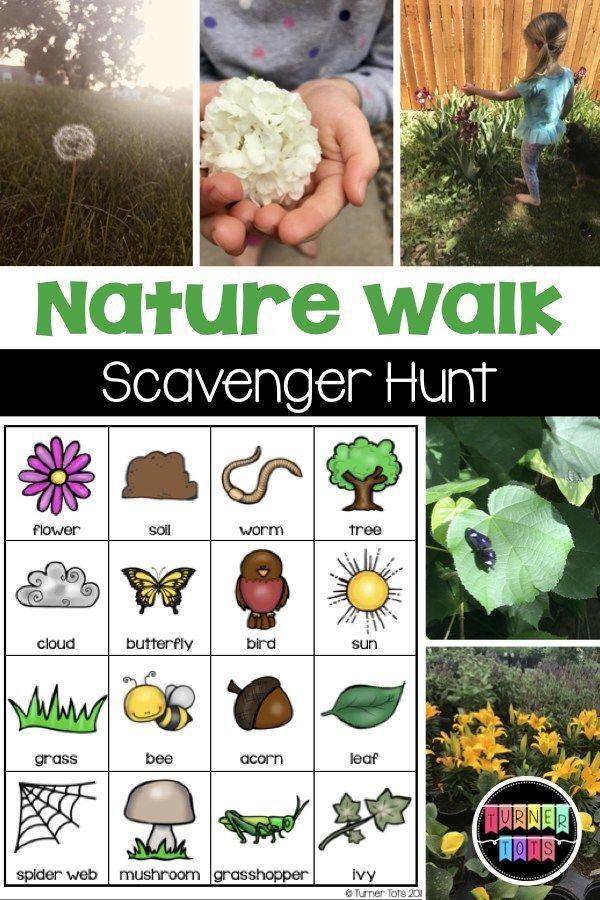 Garden Literacy Activities That Will Grow Your Preschooler's Mind | Turner Tots Garden Themed Preschool Unit | Nature based preschool. Preschool ...
