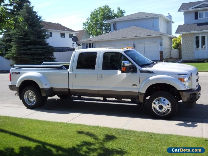 F450 King Ranch >> Ford F 450 King Ranch Lariat Ford F450 Forsale Canada