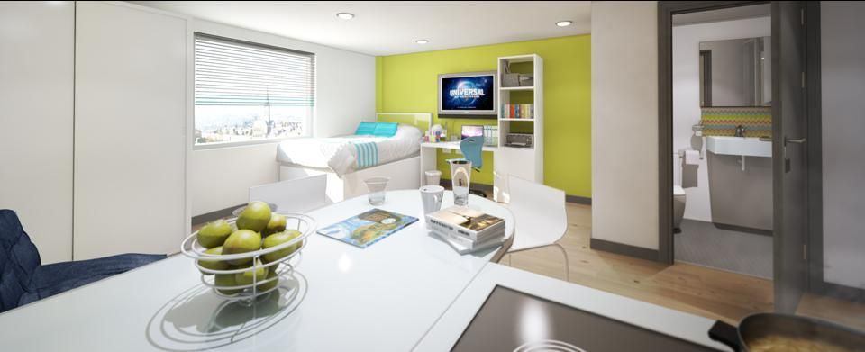 Superbly Designed Student Apartments In The Heart Of Exeter Picturehouse Apartments