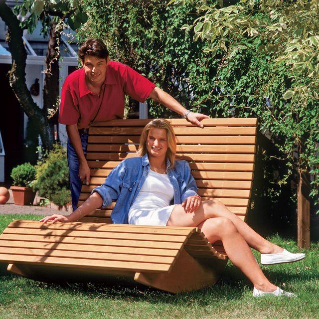 saunaliege aus holz pinterest entspannung schnell und holz. Black Bedroom Furniture Sets. Home Design Ideas