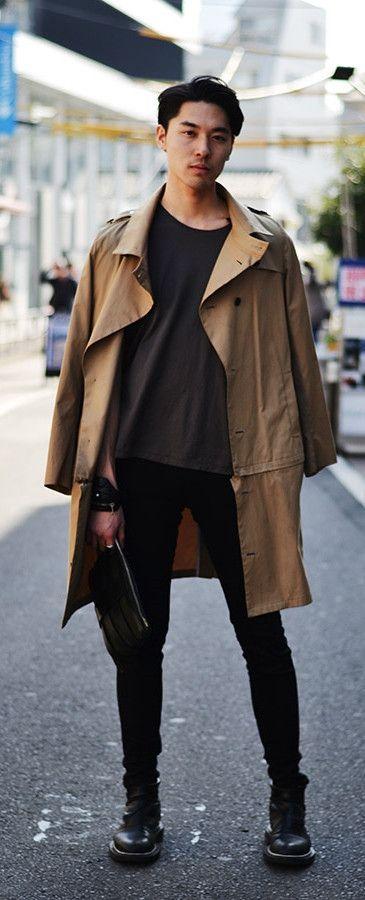 Japanese Vintage Street Style Japan Men Fashion Asian Men Fashion Japanese Mens Fashion