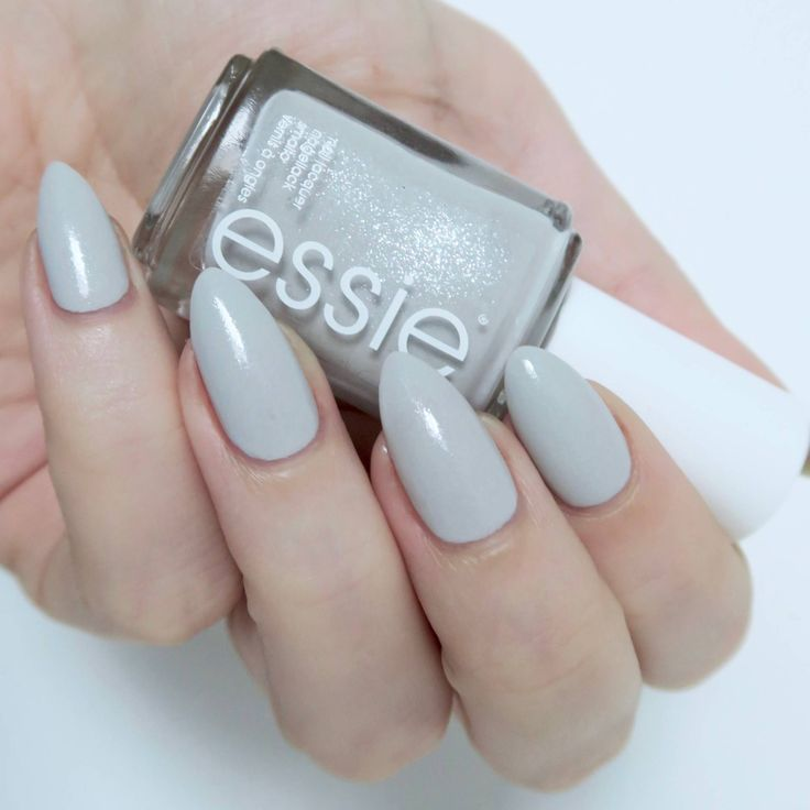 Blue Grey Nail Polish Essie: Essie Winter 2016 Christmas Collection