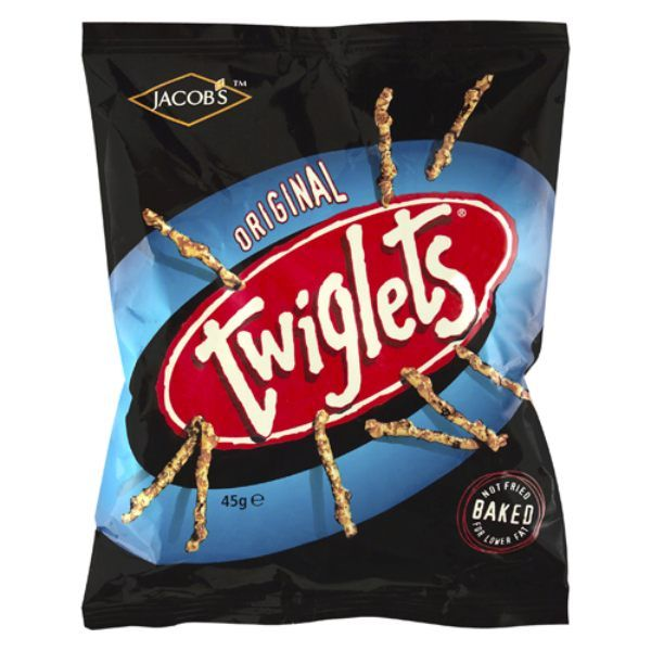 Twiglets ... it was the treat in I'm a celebrity tonight ... I hadn't thought about them in ages!