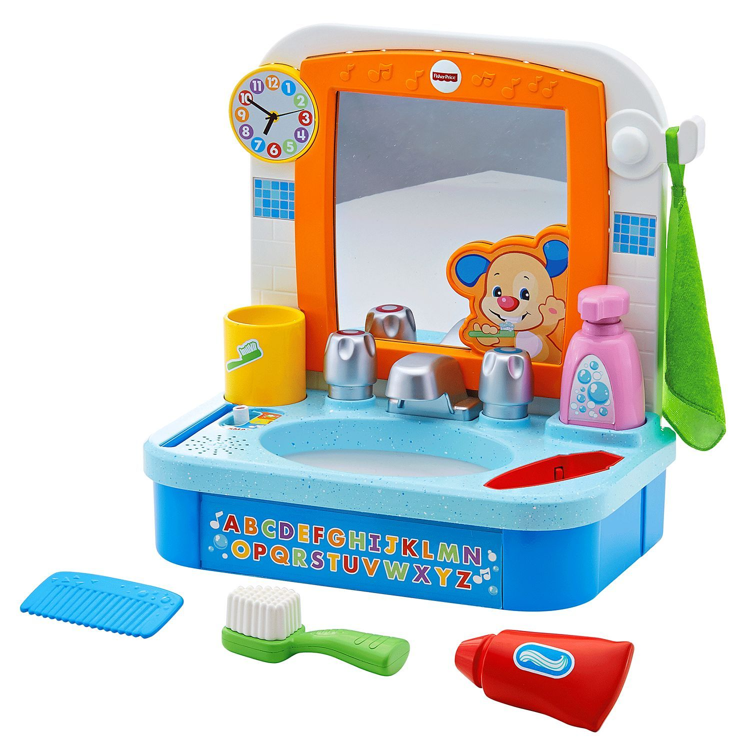 Laugh & Learn Let's Get Ready Sink | DHC27 | Fisher-Price