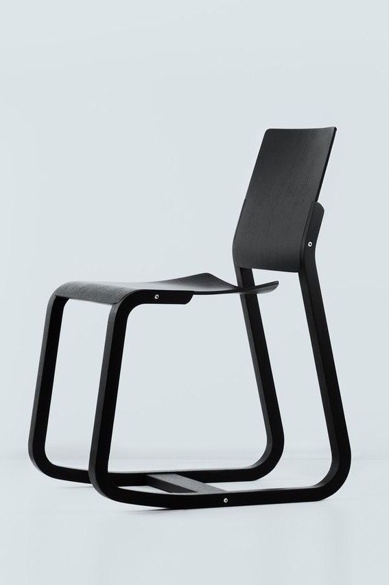 Loid is a minimalist chair created by Berlin-based designer Geckeler ...