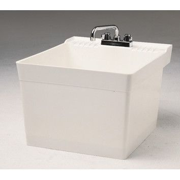 Fiat Wall Hung Service Sink With Images Sink Utility Sink