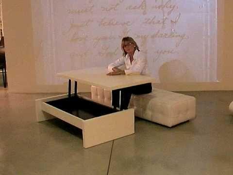 Tavolo Deco ~ Arredamento tavoli pieghevoli e allungabili tavolo mod yoyo