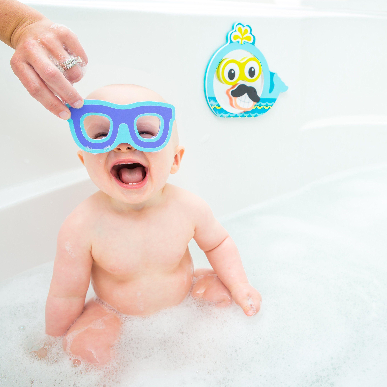 Funny Faces Bath Mirror
