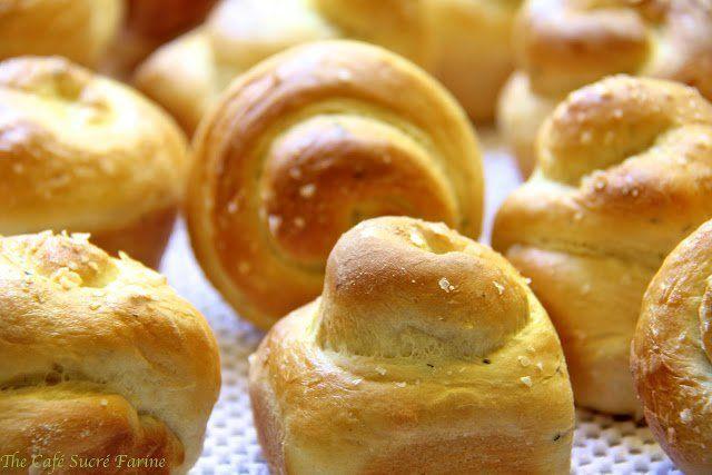 Herbed Potato Rolls