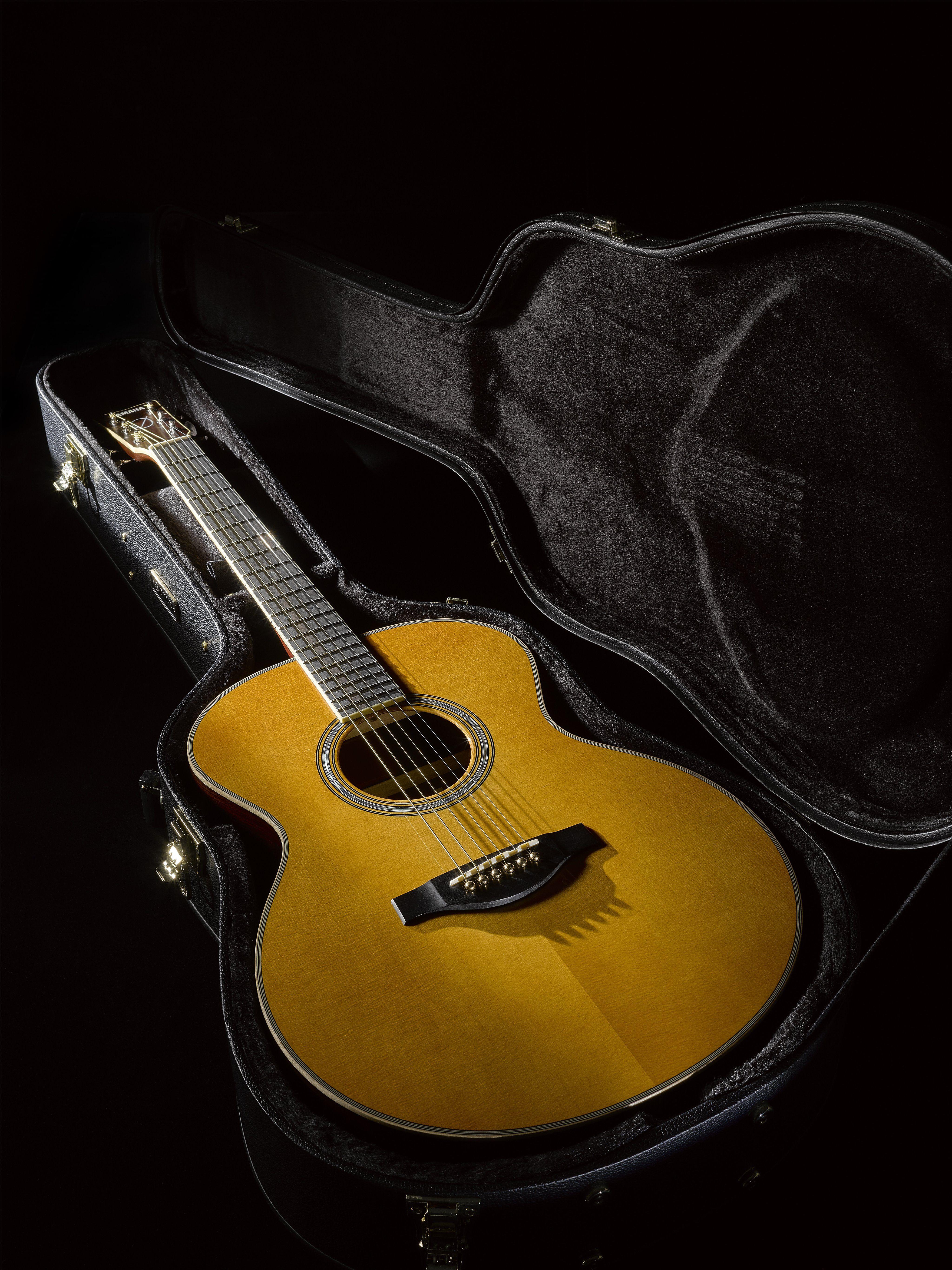 Yamaha Lj16bc Acoustic Guitar Guitar Acoustic Guitar Acoustic