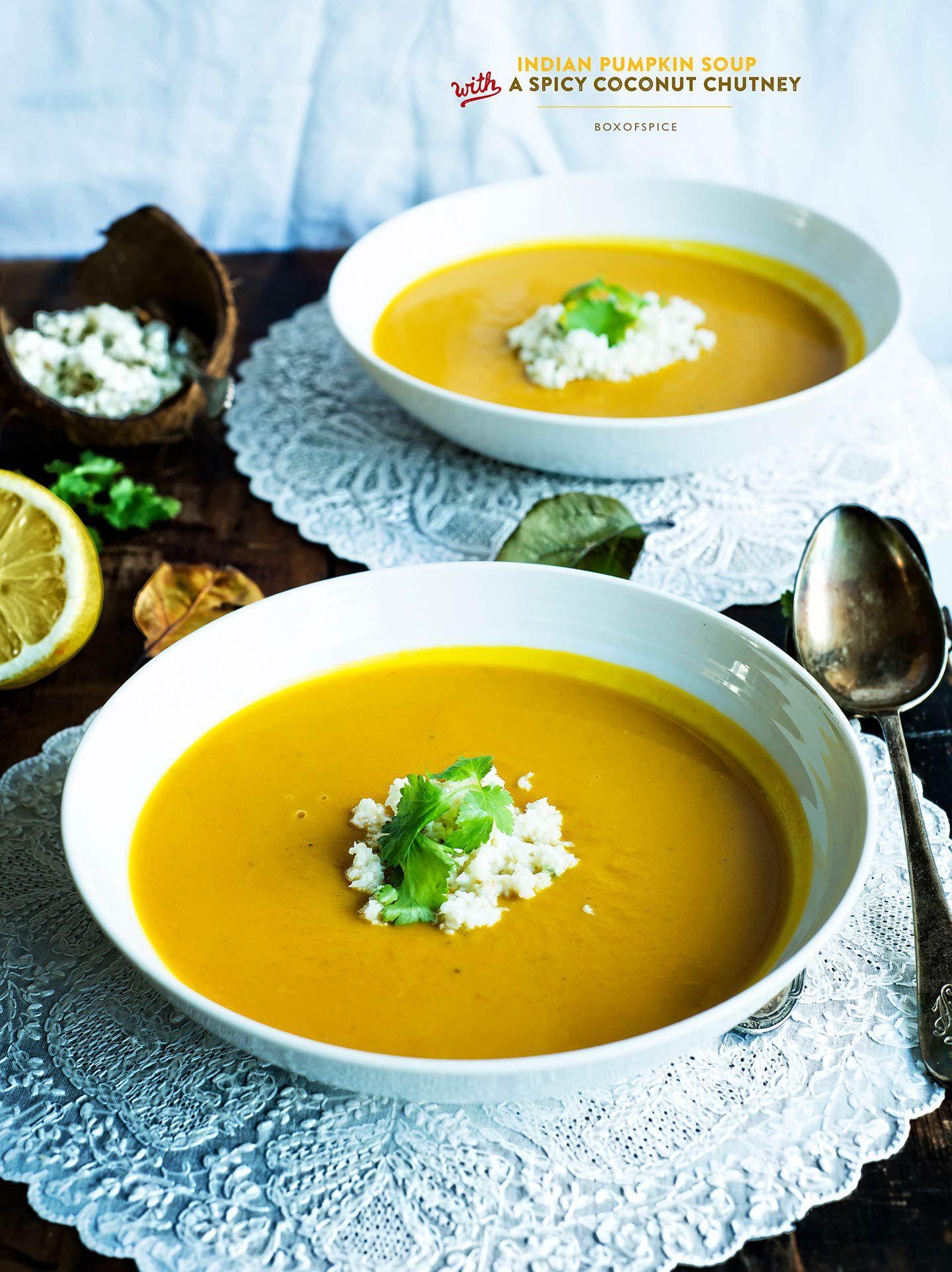Indian pumpkin soup pumpkin curry soup recipes creamy