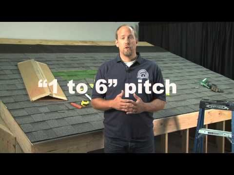 Inspecting Roof Slope And Pitch Converting Flat Roof To Pitched Roof General Roofing Systems Canada Grs Roofi Roofing Systems Pitched Roof Medicine Hat