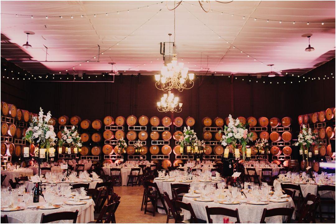Jeremy Nicole S Leoness Winery Wedding Reception
