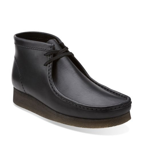 clarks men's wallabee shoes on sale
