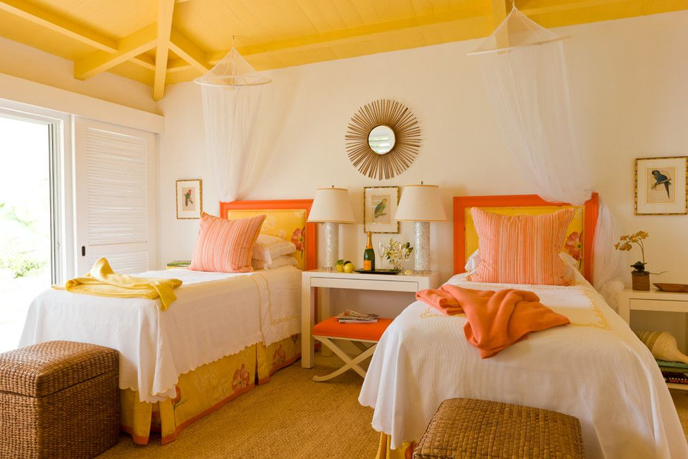 Colors That Make Orange And Compliment Its Tones Tropical