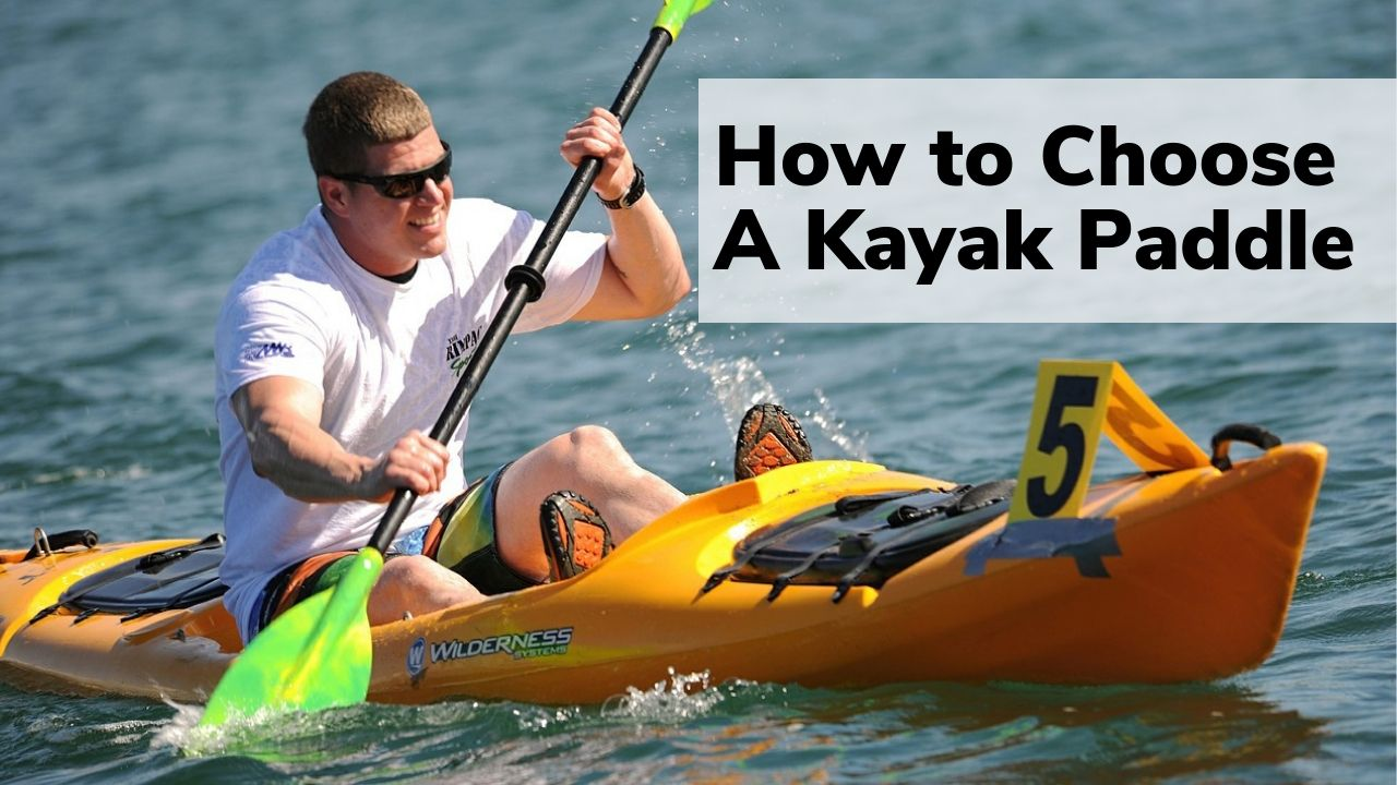 How To Choose A Kayak Paddle Other Basic Kayaking Tips Https Myfishingkayak Com How To Choose A Kayak Paddle Kayak Paddle Kayaking Kayaking Tips
