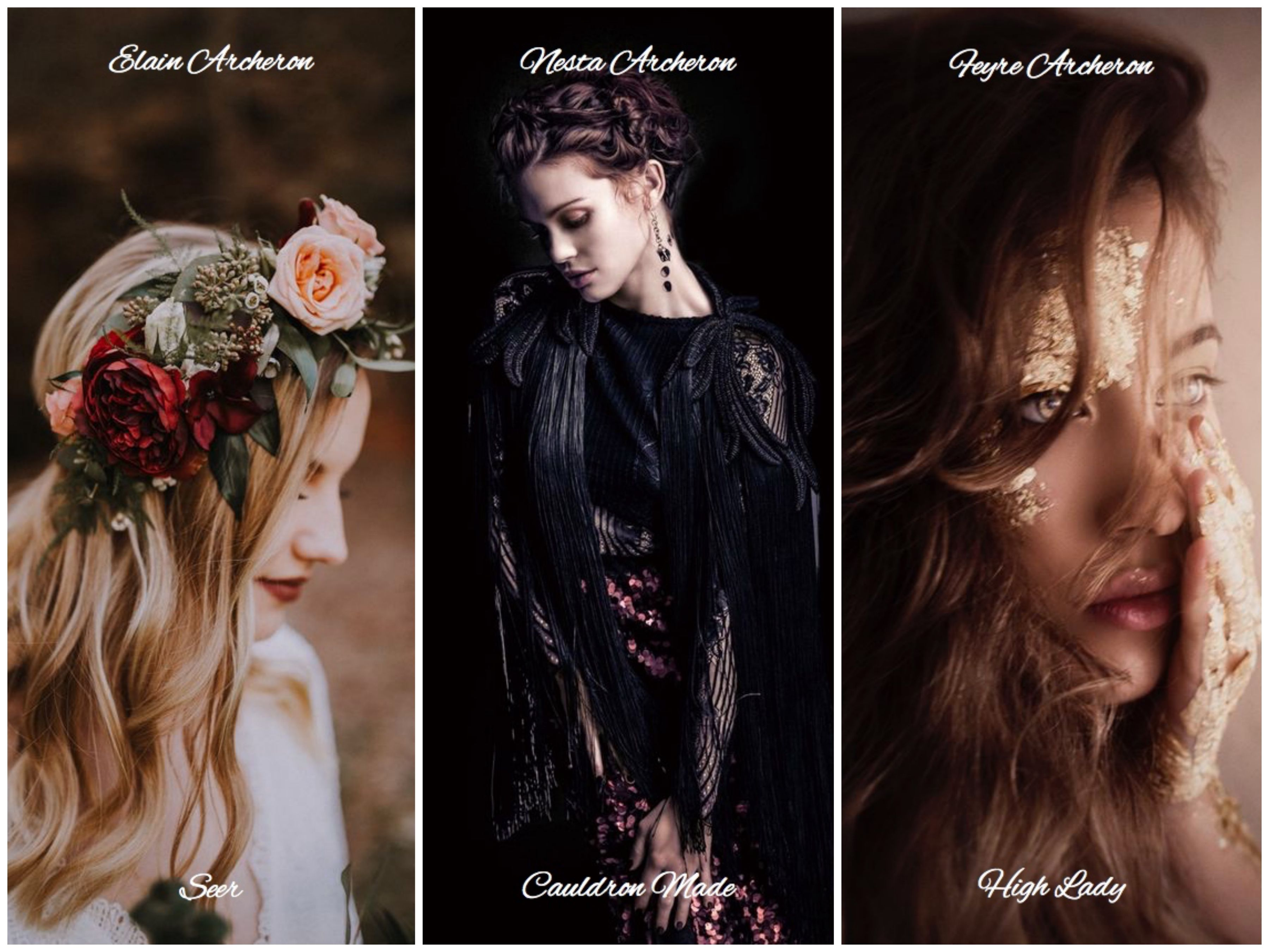 The Archeron Sisters A Court Of Thorns And Roses Sarah J Maas