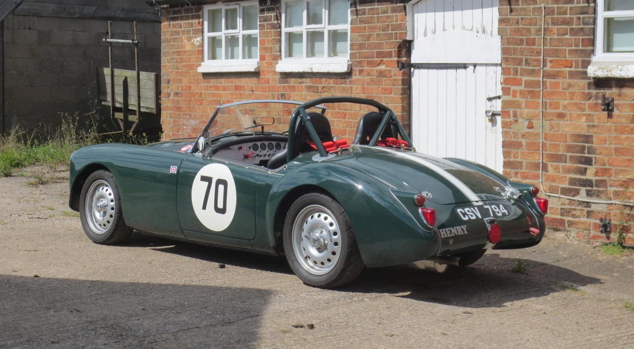 1959 MGA Twin Cam Competition Roadster Registration no. CSV 794 Chassis no. YD1/1786 Engine no. M0274 Bonhams http://www.bonhams.com/auctions/20931/lot/239/?page_anchor=MR1_page_lots%3D4%26r1%3D10%26m1%3D1