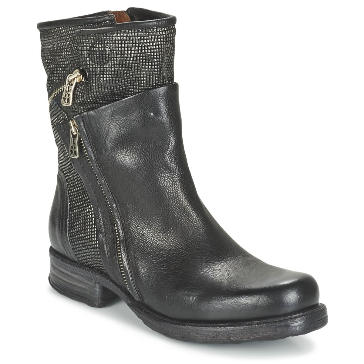 new concept 83fad 0d237 airstep biker boots sale, Airstep / A.S.98 - SAINT LO Women ...