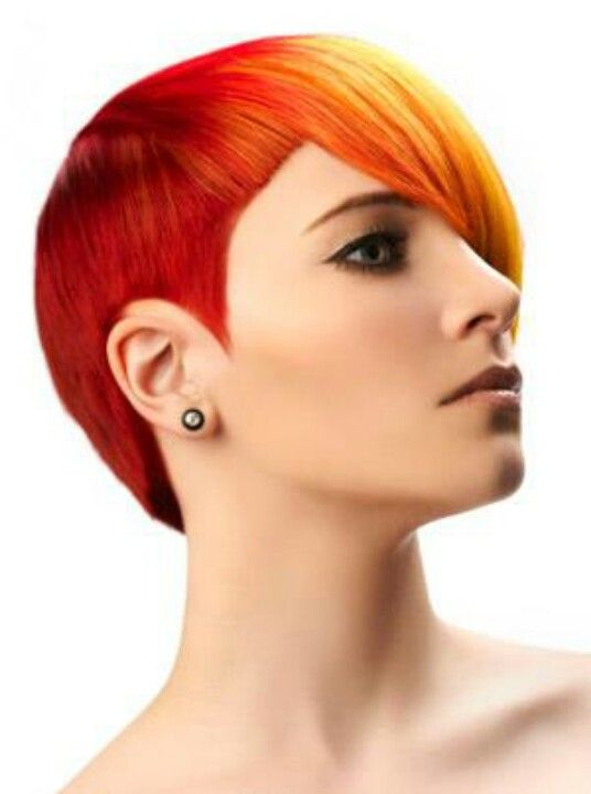 Sassoon Vidal Sassoon Hair Color Hair Color Orange Girls Hairstyles Pictures