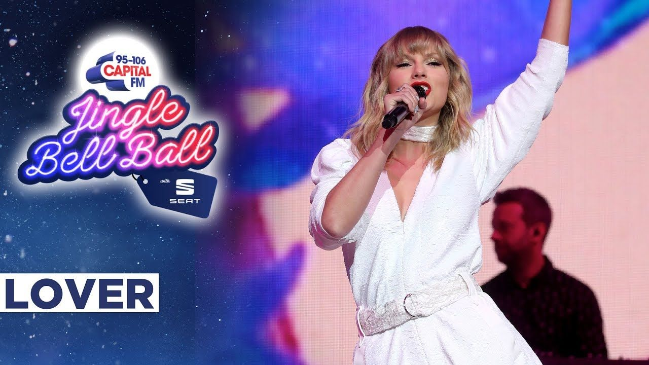 Taylor Swift Lover (Live at Capital's Jingle Bell Ball