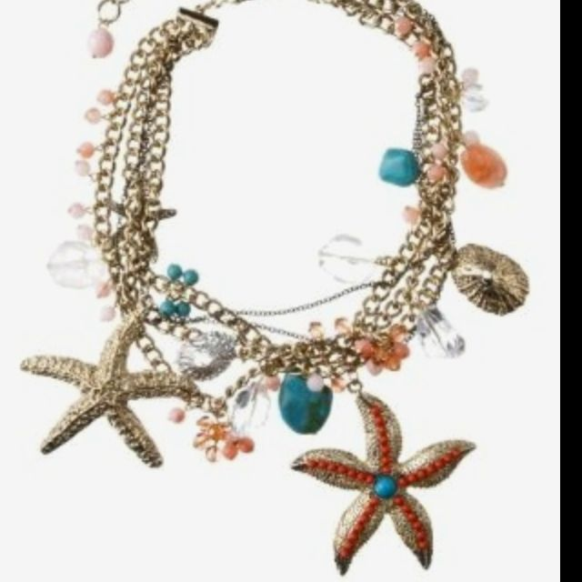 The perfect summer necklace