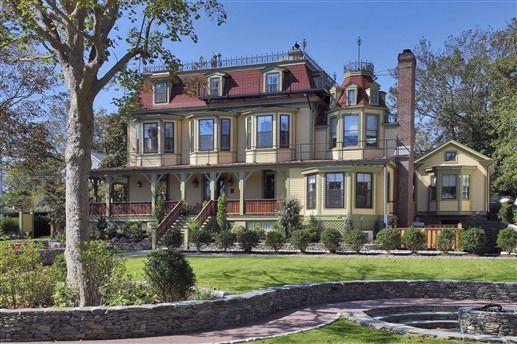 Cliffside Inn - Newport, Rhode Island | Romantic bed ...