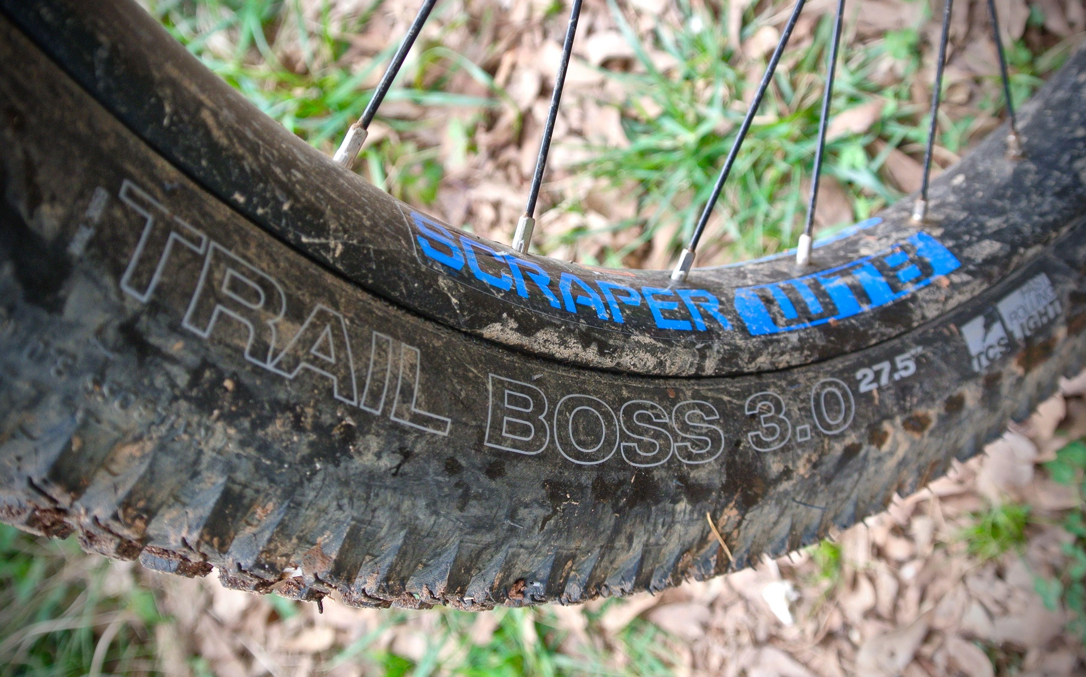 Wtb Trail Boss 3 0 27 5 Plus Tire Review Best Mountain Bikes