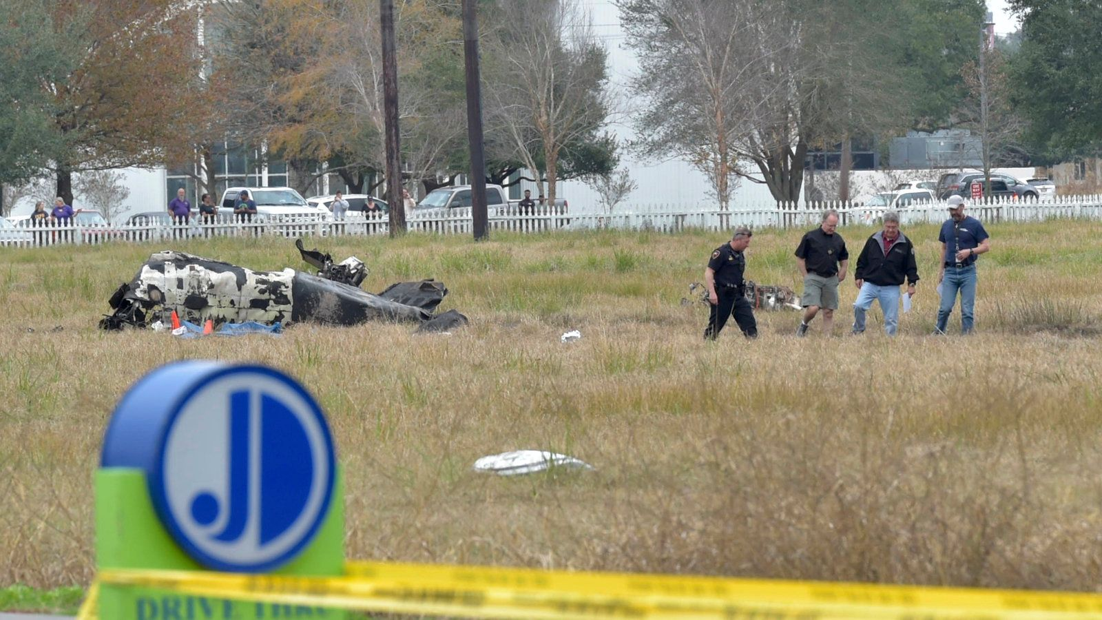 Type Of Aircraft That Crashed In Lafayette in 2020