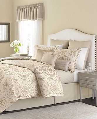 Martha Collection Hanover Crest 22 Piece Comforter Set Only At Macy S Bed