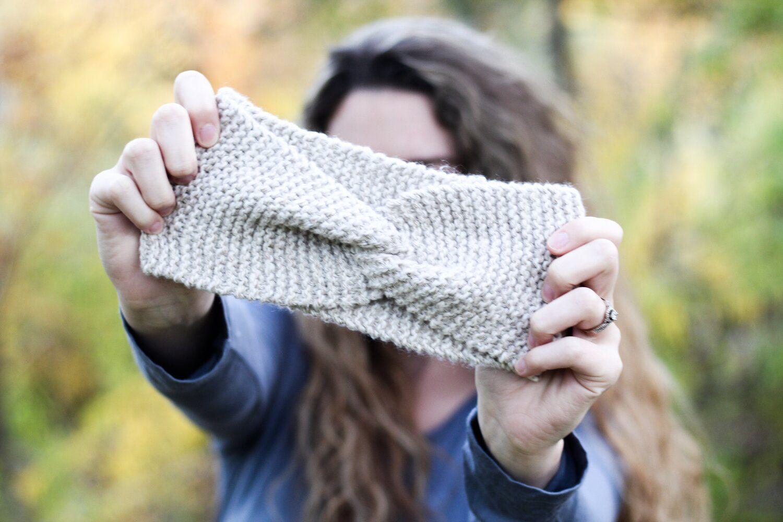Milly Twisted Headband - Free Knitting Pattern | Knit ...