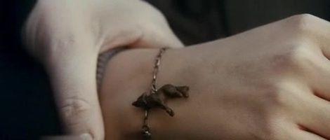 Image result for Bella's Wolf  Charm Bracelet