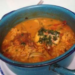Paella española @ allrecipes.com.mx