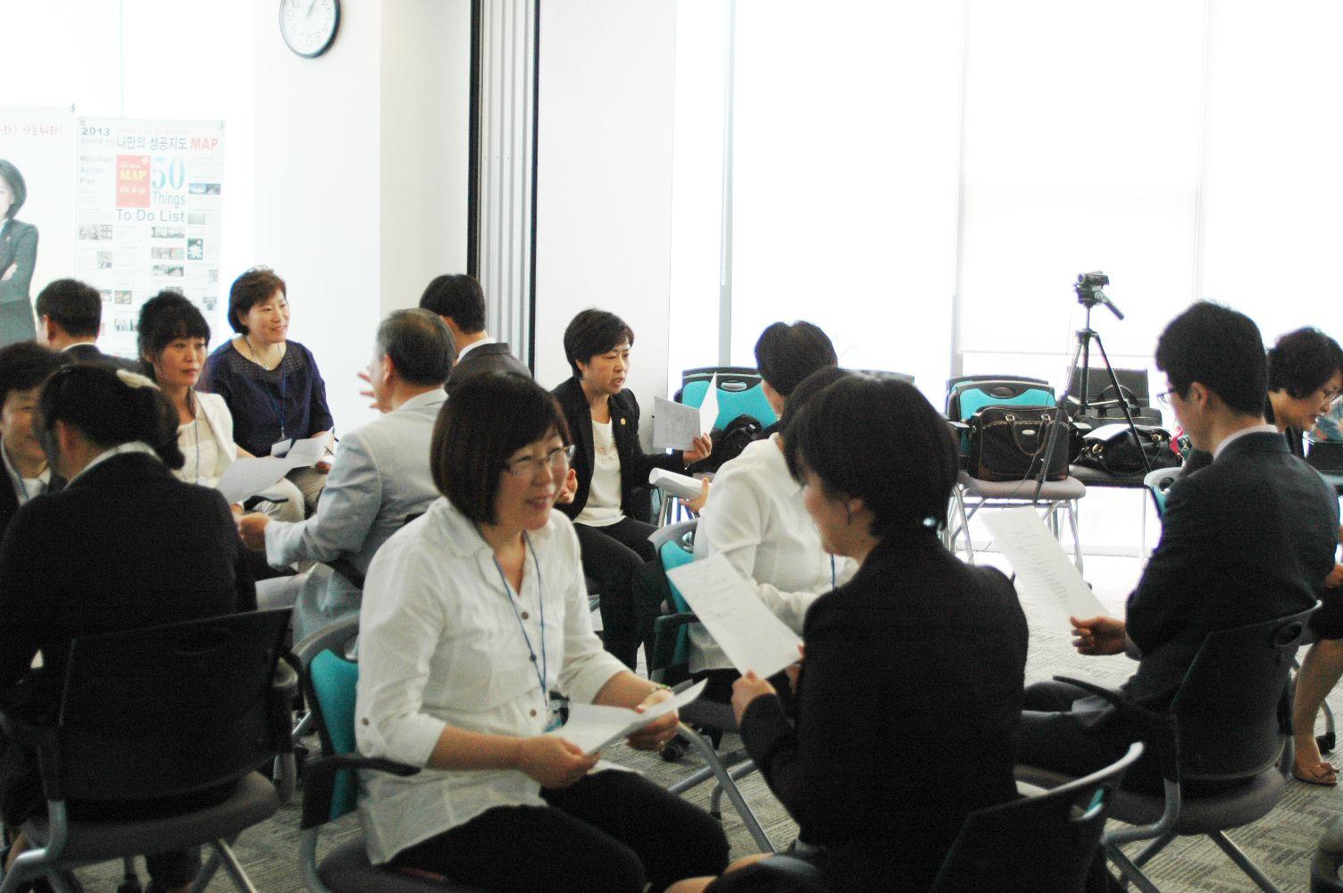 2014 전천후강사육성과정 2주차 204.5.17 매주 토요일 2014 Global Speaker Training Seminar 2nd 나를 PR한다!!