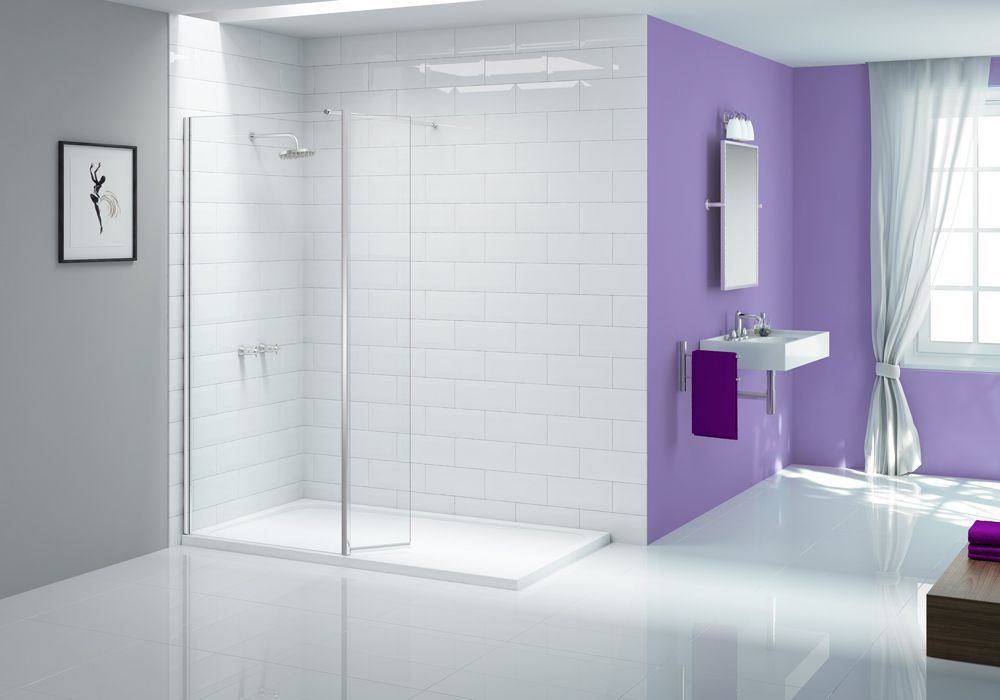 Get Shower Wall Panels for a watertight bathroom or shower area for ...