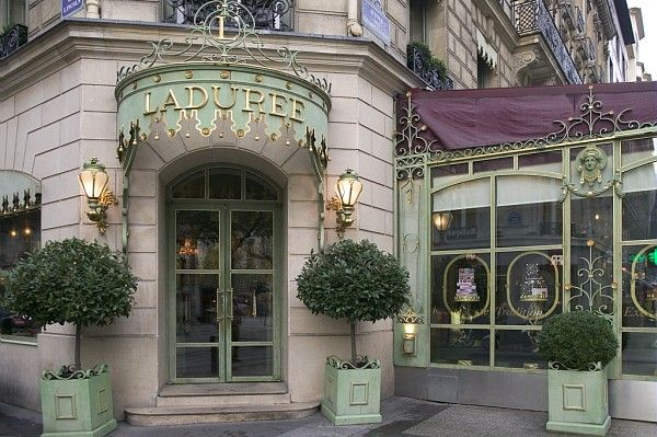 My Love for Maison Ladurée and Creating Your Own French Tea House at ...