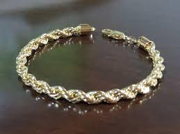 ebe39209294 Resultado de imagem para pulseira de ouro feminina grossa ...