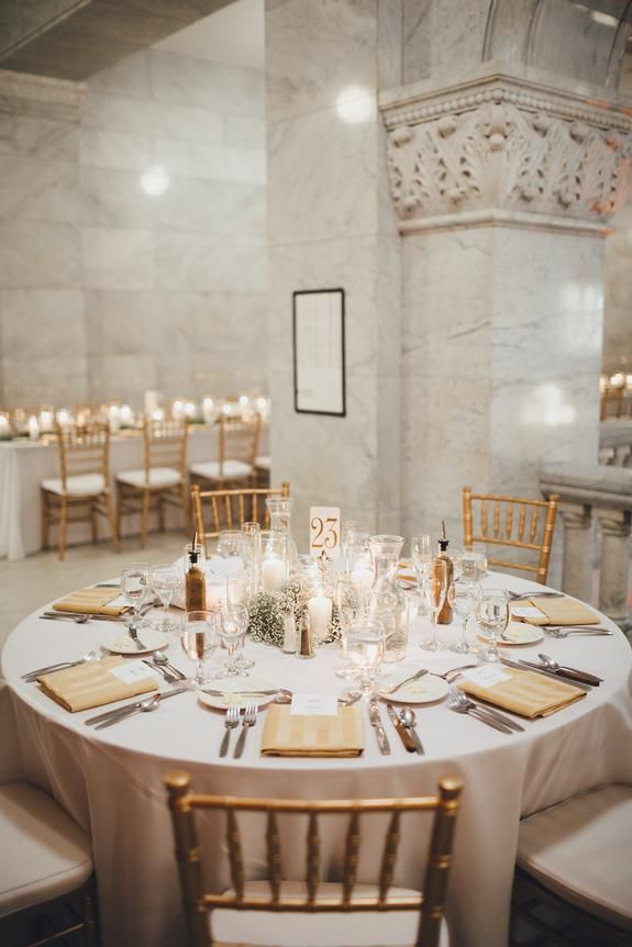 The Chicest City Hall Wedding Linen Effects Wedding Party And Event Rental Decor Minneapolis Mn Photo Rental Decorating Table Top Decor Wedding Rentals