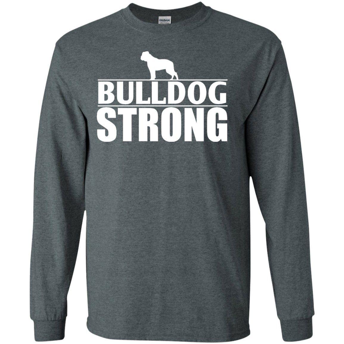 Bulldog Bulldog Strong LS Ultra Cotton Tshirt