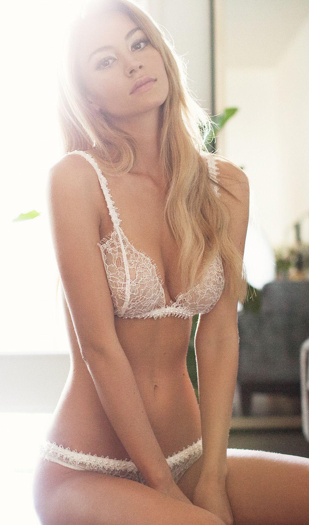 Bryana Holly Lingerie